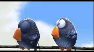 Прикольное видео про птиц))(Прикольный мультик в общем)), 2014-06-11T16:28:09.000Z)