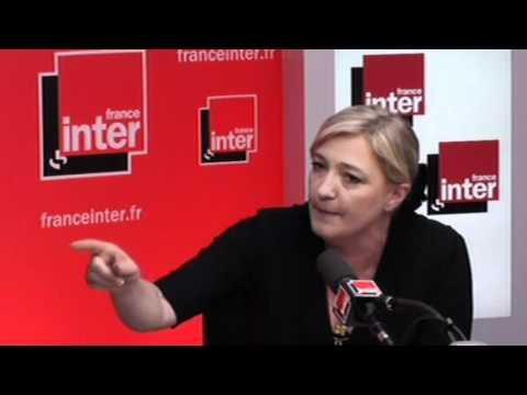 Matinale spéciale : Marine Le Pen dans Interactiv'
