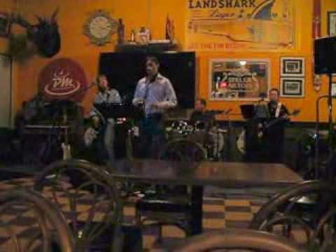 """Santa Monica"" Groove Merchants at Puddys Bar January 4th 2014"