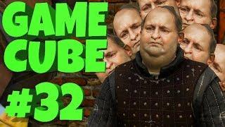GAME CUBE 32  Баги Приколы Фейлы  D4l