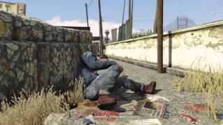 Grand Theft Auto V [Trevor] Alamo Sea Celebrity