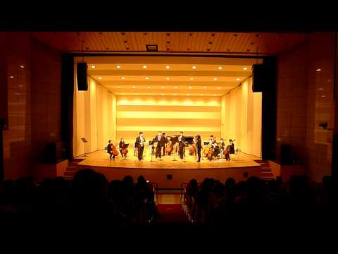 Panis Angelicus by ABiL Saxophone Quartet with Cello Ensemble