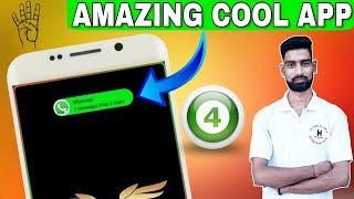 TOP 4 AMAZING COOL APPS OCTOBER 2017 || 4 BEST APP FOR ANDROID USER || BEST APP 2017
