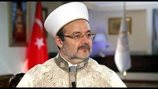 Fetva Haberleri ile İlgili Mehmet Görmez'in Açıklaması - TRT DİYANET 2017 Video