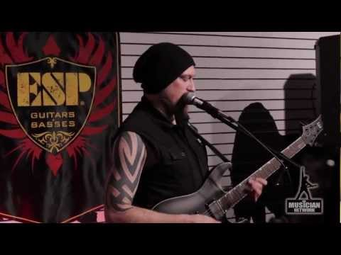 Andy James - ESP Guitars- NAMM 2013 - Q & A
