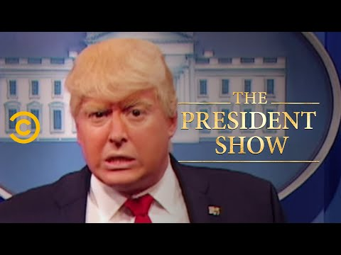 There's No Chaos - The President Show