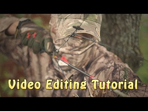 How to Film Hunts - VIDEO EDITING (part 3)