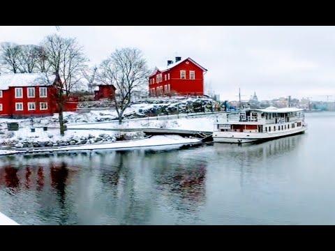 Stockholm Walks: From The Abba-museum, Djurgårdsstaden, The Shipyard And A Ferry To Skeppsholmen