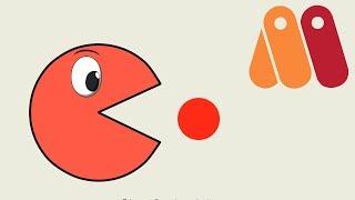Anime Studio Pro 11 (Moho): Как создаются детские развивающие ролики. Учим цвета на английском