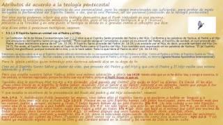 El Ruah Hakodesh, estudio sobre el Espíritu Santo (teología)