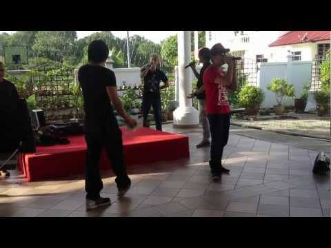 Andromeda rehearsal (Brunei)