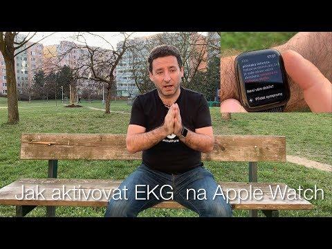 Jak je to s aktivací EKG na Apple Watch v ČR? [4K] (Alisczech vol. 189)