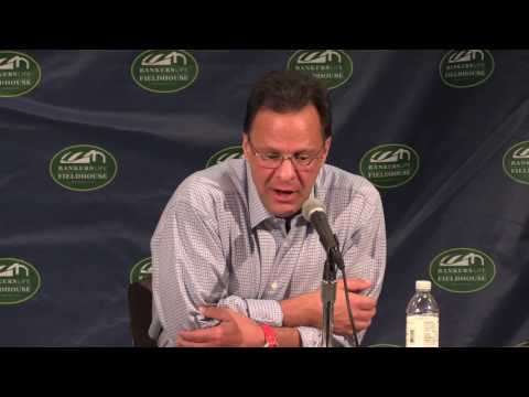 IU coach Tom Crean after loss to Louisville