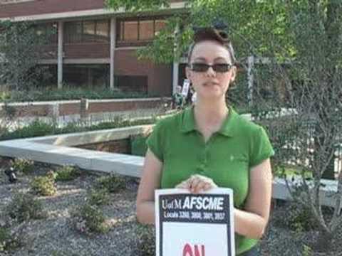 AFSCME - University of Minnesota STRIKE