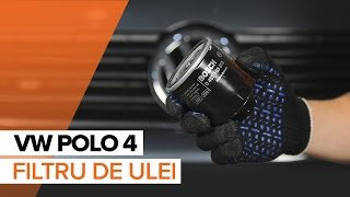 Urmăriți ghidul nostru video despre depanarea Filtru ulei VW