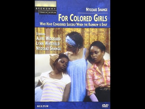 For Colored Girls Who Have Considered SuicideWhen the Rainbow Is Enuf 1982 Comedy, Drama, Romance