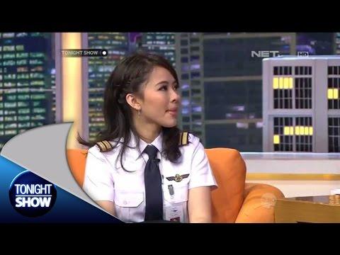 Patricia Yora, Pilot Muda Garuda Indonesia Berusia 23 Tahun