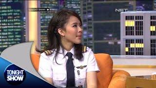 Patricia Yora Pilot Muda Garuda Indonesia Berusia 23 Tahun
