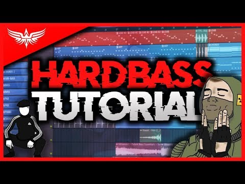 How To Make EPIC Russian HARD BASS - FL Studio 20