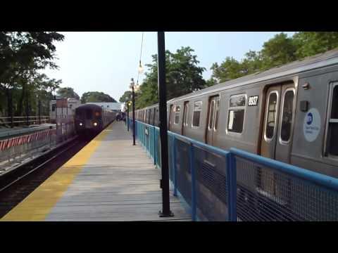 MTA New York City Subway : Avenue J [ BMT Brighton Line ]