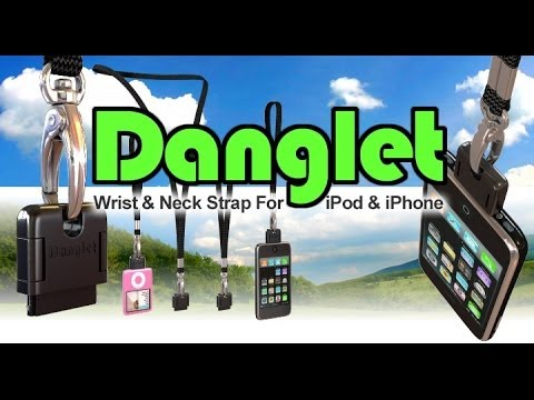 The Danglet Lanyard For IPhone/iPod [Review]