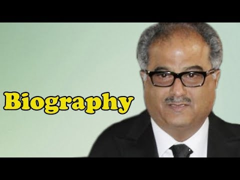 Boney Kapoor - Biography