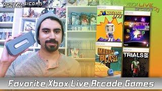 Favorite Xbox Live Arcade Games