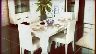Evgör Mobilya Alyans Avangarde Yemek Odası Avangarde Yemek Odaları