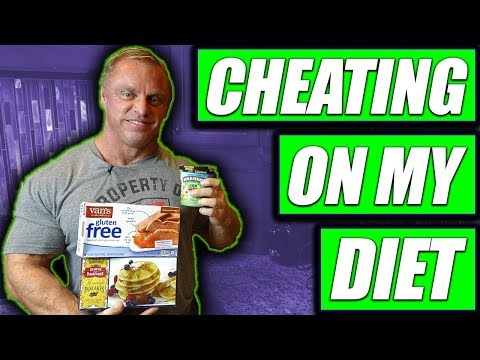 Cheating On Your Diet When you should do it