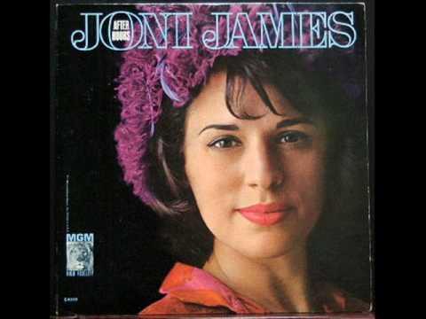 Joni James -  Anywhere I Wander  (with lyrics)