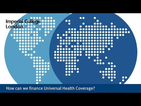 How can we finance Universal Health Coverage
