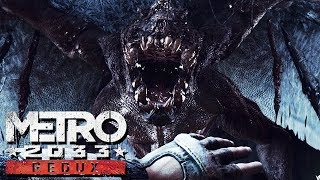 Metro 2033 Redux Gameplay German #10 - Im Eis warten die Monster