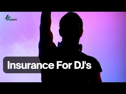 DJ Insurance $199 - Annual Liability Insurance