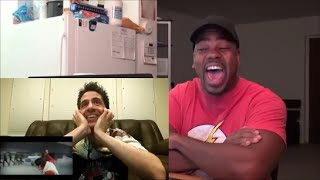 Jeremy Jahns - Star Wars: The Force Awakens trailer reaction REACTION!!!