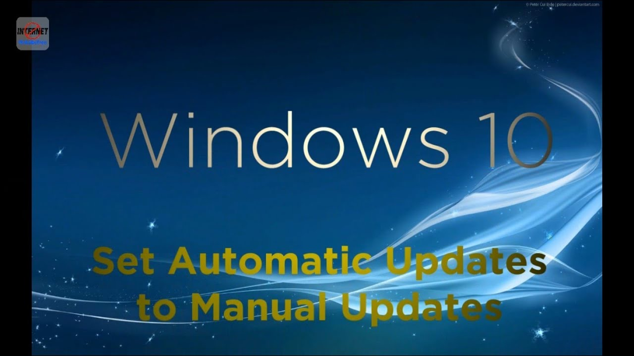 Windows 10 Automatic Updates Admin Settings - Set Ask Before Download  [Windows 10 Secrets]