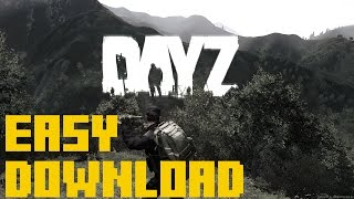 How to Install Arma 2 DayZ Mod EASY 2015 [HD]