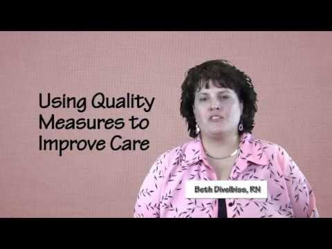 Using CMS's Quality Measures (QMs) to improve long term care