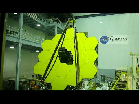 Time-Lapse Tilting of Webb Telescope