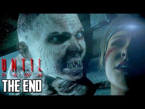 Until Dawn Gameplay German #18 ENDE - Ende einer Horror Nacht