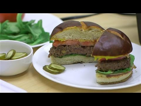 "Meet the Fake Burger that ""Bleeds"""