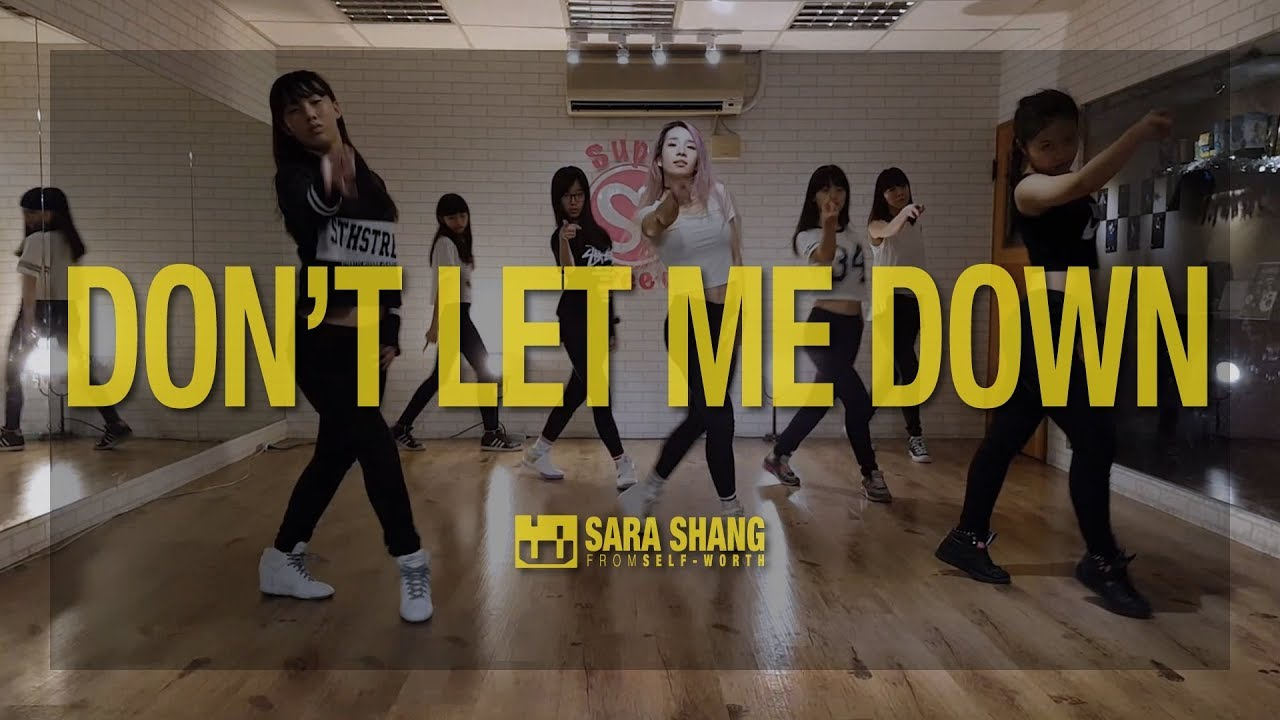 the-chainsmokers-dont-let-me-down-ft-daya-dance-choreography-by-sara-shang-sara-shang