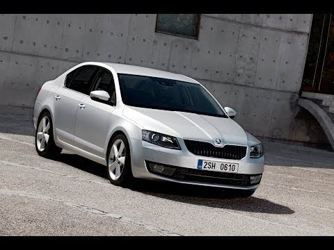 New Skoda Octavia Review - AutoPortal