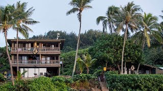 Volcom Hawaii Houses History on the North Shore of Oahu, Hawaii