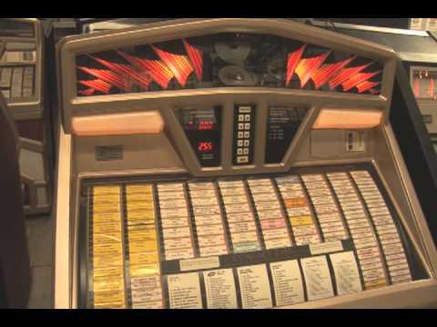 The great waffle house jukebox auction youtube for Waffle house classic jukebox favorites