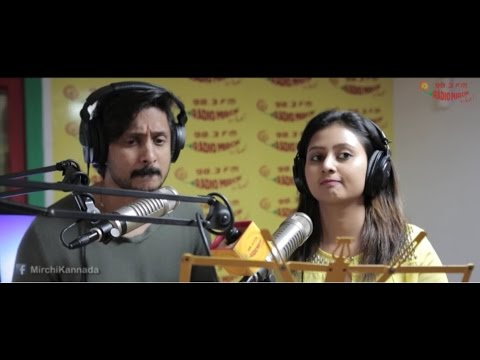 Krishna Ajai Rao and Golden Queen Amulya sing for RJ Gamesbond