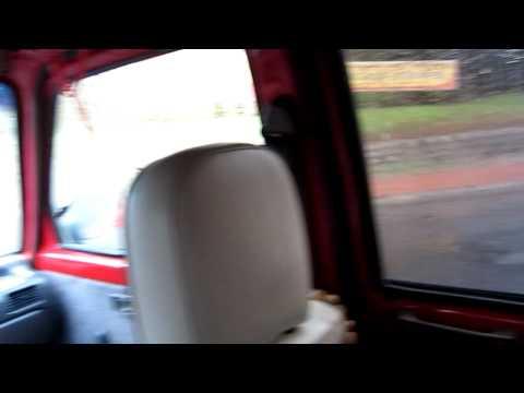 1/4/2012 Ốp lậu test xe Asia Towner EFI Khang Ngoc & Khoảnh khắc đẩy xe lên dốc ở Dalat...