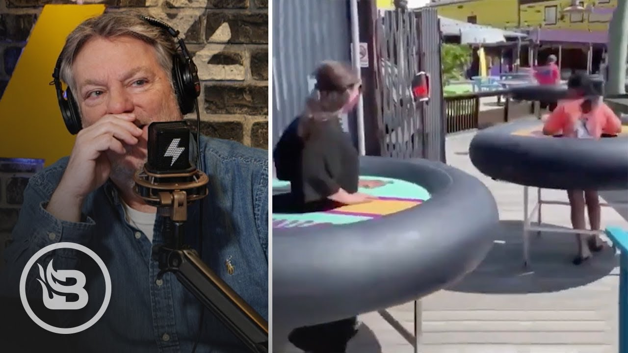 Bars Reopen With... Inner Tube Social Distancing? | Pat Gray Unleashed