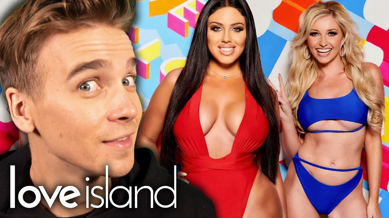 PLAYING THE NEW LOVE ISLAND GAME!