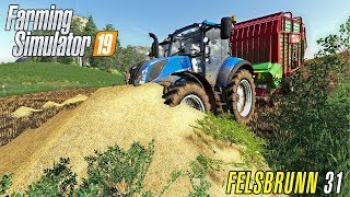 THIS STRAW IS LIKE GOLD! -  Let's Play Farming Simulator 19   Episode 31