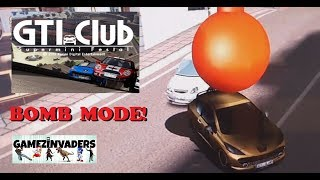 "Konami GTI CLUB! Super Mini Festa! Arcade Racer! ""BOMB"" Party Mode!"